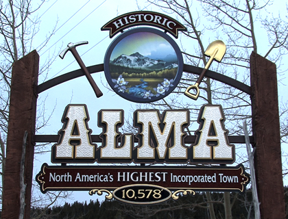 North America's Highest Incorporated Town