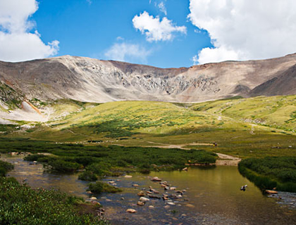 Kite Lake, Colorado